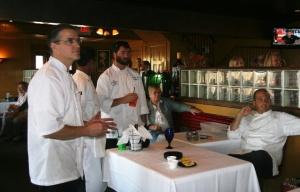 Chefs Await Judging