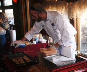 Chef Matt from Barefoot Bernie's